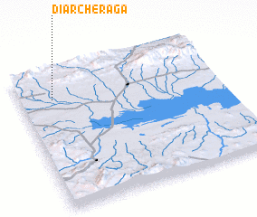 3d view of Diar Cheraga