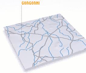 3d view of Gongonmi