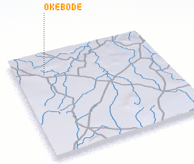 3d view of Okebode