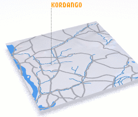 3d view of Kordango