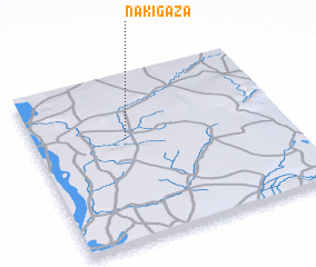 3d view of Nakigaza