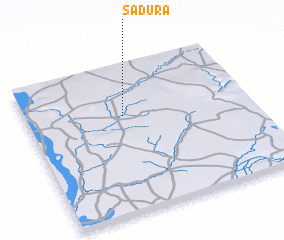 3d view of Sadura
