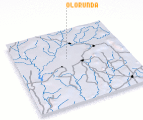 3d view of Olorunda