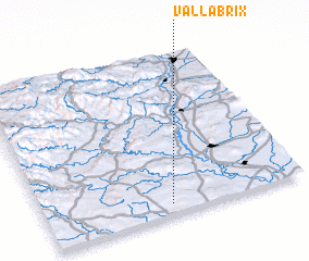 3d view of Vallabrix