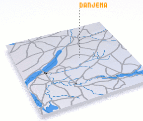 3d view of Danjema