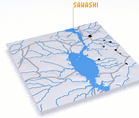 3d view of Sawashi