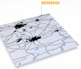 3d view of Merrbeek