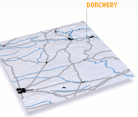 3d view of Donchery