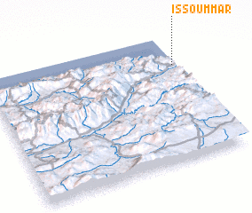 3d view of Issoummar