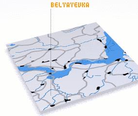 3d view of Belyayevka
