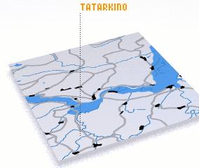 3d view of Tatarkino