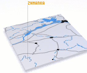 3d view of Zhmanka