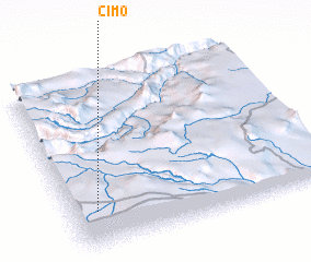 3d view of Cimo