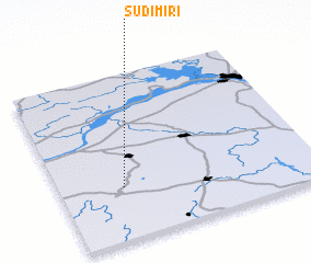 3d view of Sudimiri