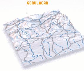 3d view of Gönülaçan