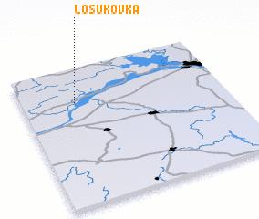 3d view of Losukovka