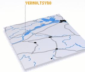 3d view of Yermol\