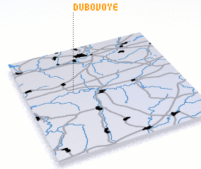 3d view of Dubovoye