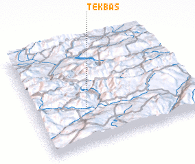3d view of Tekbaş