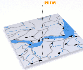 3d view of Krutoy