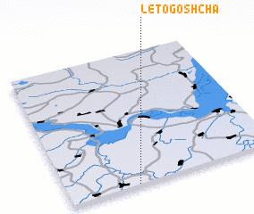 3d view of Letogoshcha