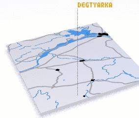 3d view of Degtyarka