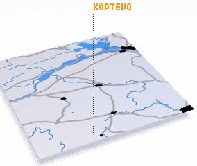 3d view of Koptëvo
