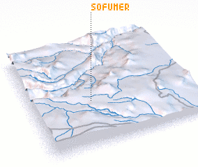 3d view of Sof 'Umer