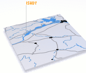 3d view of Isady