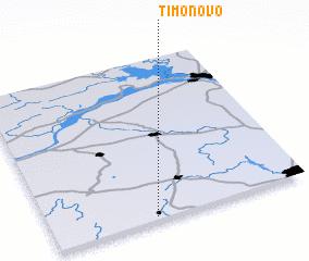 3d view of Timonovo
