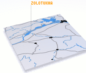3d view of Zolotukha