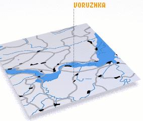 3d view of Voruzhka
