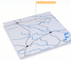 3d view of Zhernokovo