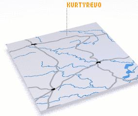3d view of Kurtyrevo