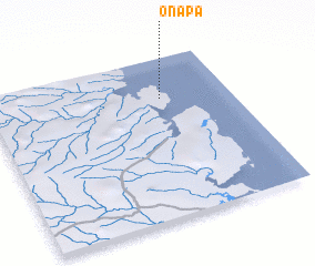 3d view of Onapa