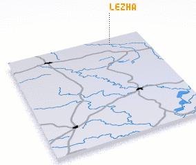 3d view of Lezha