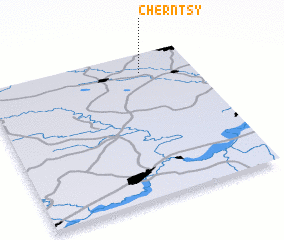 3d view of Cherntsy