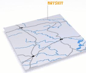 3d view of Mayskiy