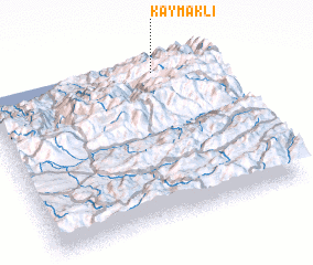 3d view of Kaymaklı