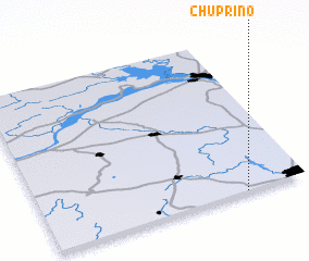 3d view of Chuprino