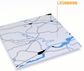 3d view of Loshaikha