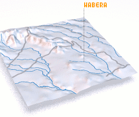 3d view of Wabera