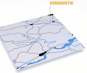 3d view of Kudrevatik