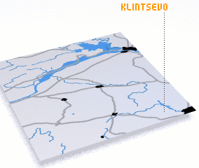 3d view of Klintsevo