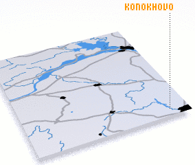 3d view of Konokhovo