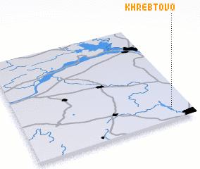 3d view of Khrebtovo