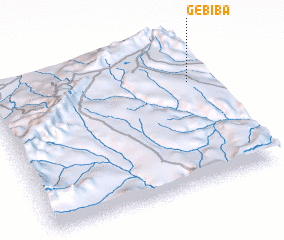 3d view of Gebība