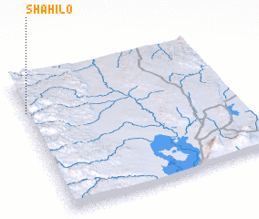 3d view of Shahīlo