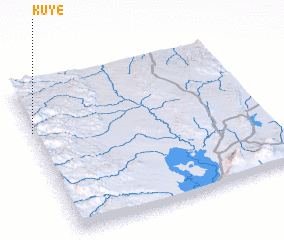 3d view of Kuyē