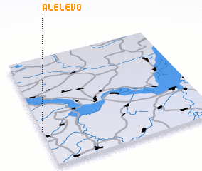 3d view of Alelëvo